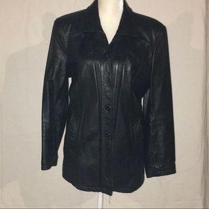 Jackets & Blazers - Soft Leather jacket